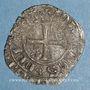 Monnaies Jean II le Bon (1350-1364). Gros à l'étoile, 6e émission