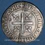 Monnaies Louis XII (1498-1514). Douzain au porc-épic. Emission du 19.11.1507. Paris (point 18e)