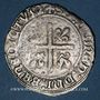 Monnaies Louis XII (1498-1514). Douzain au porc-épic