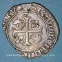 Monnaies Louis XII (1498-1514). Douzain du Dauphine. Grenoble