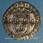 Monnaies Louis XII. Monnayage pour Milan (1499-1512). Gros royal de six sous