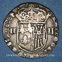 Monnaies Louis XIII (1610-1643). 1/4 d'écu de Navarre 1626 F. Saint-Palais
