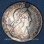 Monnaies Louis XIII (1610-1643). 15 sols, 2e poinçon de Warin 1643 (A). Sans baies