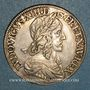 Monnaies Louis XIII (1610-1643). 30 sols, 2e poinçon de Warin. Point