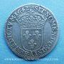 Monnaies Louis XIII (1610-1643). 5 sols, 2e poinçon de Warin, 1642 A. Point initial