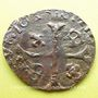 Monnaies Louis XIII (1610-1643). Douzain illégal émis par les Huguenots 162(...)