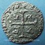 Monnaies Louis XIII (1610-1643). Douzain illégal émis par les Huguenots
