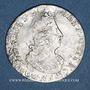Monnaies Louis XIV (1643-1715). 1/12 écu aux insignes (17)02 P. Dijon. Réformation !