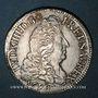 Monnaies Louis XIV (1643-1715). 1/2 écu aux 8L, 1er type, 1690A