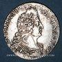 Monnaies Louis XIV (1643-1715). 1/4 d'écu aux 8 L, 2e type, 1704 A. Paris. Réformation