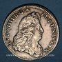 Monnaies Louis XIV (1643-1715). 1/8 d'écu de Flandre 1688L couronné