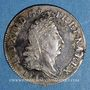 Monnaies Louis XIV (1643-1715). 10 sols aux 4 couronnes 1702 BB. Strasbourg
