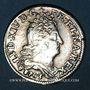 Monnaies Louis XIV (1643-1715). 10 sols aux 4 couronnes 1703 BB. Strasbourg