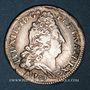 Monnaies Louis XIV (1643-1715). 10 sols aux insignes 1703 A