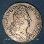 Monnaies Louis XIV (1643-1715). 10 sols aux insignes 1705 A