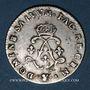 Monnaies Louis XIV (1643-1715). 4 sols aux 2 L 1692 &. Aix. Réformation.