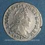 Monnaies Louis XIV (1643-1715). 5 sols aux insignes 1703 BB. Strasbourg