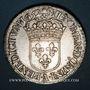 Monnaies Louis XIV (1643-1715). Ecu à la mèche longue 1652 A