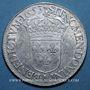 Monnaies Louis XIV (1643-1715). Ecu à la mèche longue 1653 A