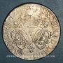 Monnaies Louis XIV (1643-1715). Ecu aux 3 couronnes 170(9)V. Troyes