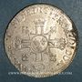 Monnaies Louis XIV (1643-1715). Ecu aux 8 L, 2e type. A. Réformation