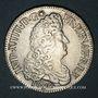 Monnaies Louis XIV (1643-1715). Ecu aux 8L, 1er type, 1690E. Tours. Réformation