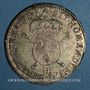 Monnaies Louis XIV (1643-1715). Monnayage de Strasbourg. 34 sols 6 deniers aux insignes 1701 BB. Réformation