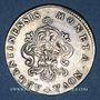 Monnaies Louis XIV (1643-1715). Monnayage de Strasbourg. 34 sols 6 deniers aux insignes 1702 BB. Réformation
