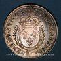 Monnaies Louis XIV (1643-1715). Monnayage particulier de Strasbourg. 34 sols aux palmes 1695 BB. Réformation