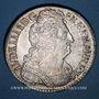 Monnaies Louis XIV (1643-1715). Monnayage particulier de Strasbourg. 44 sols 1714 A