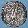 Monnaies Louis XIV (1643-1715). Monnayage particulier de Strasbourg. I sol de Strasbourg 1684
