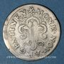 Monnaies Louis XIV (1643-1715). Monnayage particulier de Strasbourg. II sols de Strasbourg 1683