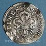 Monnaies Louis XIV (1643-1715). Monnayage particulier de Strasbourg. II sols de Strasbourg 1684
