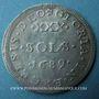 Monnaies Louis XIV (1643-1715). Monnayage particulier de Strasbourg. XXX sols de Strasbourg 1689