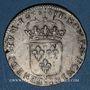 Monnaies Louis XIV (1643-1715). Sol de 15 deniers ou quinzain aux 8L 1695 &. Aix