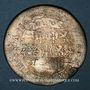 Monnaies Louis XIV (1673-1715). Monnayage particulier Strasbourg. 37 sols contremarqué /1/3 taler Brandebourg