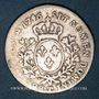 Monnaies Louis XV (1715-1774). 1/10 écu au bandeau 1746 T. Nantes