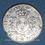 Monnaies Louis XV (1715-1774). 1/10 écu au bandeau 1748 AA. Metz