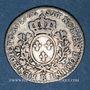 Monnaies Louis XV (1715-1774). 1/10 écu au bandeau 1766R. Orléans