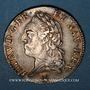 Monnaies Louis XV (1715-1774). 1/2 écu à la vieille tête 1771 T. Nantes