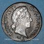 Monnaies Louis XV (1715-1774). 1/2 sol à la vieille tête 1770. Besançon