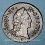 Monnaies Louis XV (1715-1774). 1/2 sol d'Aix 1770&