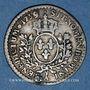 Monnaies Louis XV (1715-1774). 1/20 écu au bandeau 1759A
