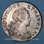 Monnaies Louis XV (1715-1774). 1/4 écu de France-Navarre 1718 &. Aix