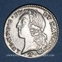 Monnaies Louis XV (1715-1774). 1/5 écu au bandeau 1769/6L. Bayonne