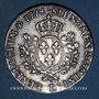Monnaies Louis XV (1715-1774). Ecu à la vieille tête 1774 L. Bayonne