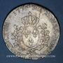 Monnaies Louis XV (1715-1774). Ecu à la vieille tête 1774&. Aix