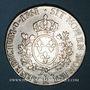 Monnaies Louis XV (1715-1774). Ecu au bandeau 1761 R. Orléans
