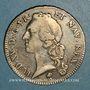 Monnaies Louis XV (1715-1774). Ecu au bandeau 1765A. 1er semestre