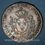 Monnaies Louis XV (1715-1774). Ecu au bandeau 1767 &. Aix
